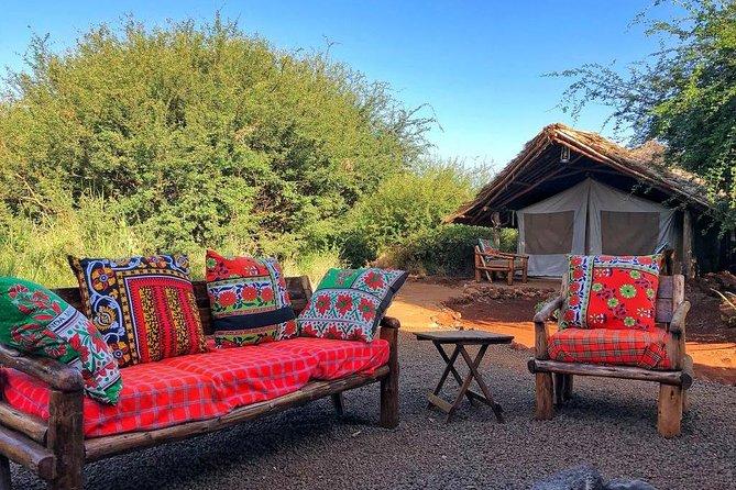 2 Days Budget Safari in Amboseli National Park, Kenya