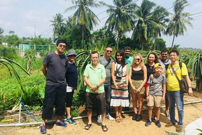 Mekong Detal one day trip group tour