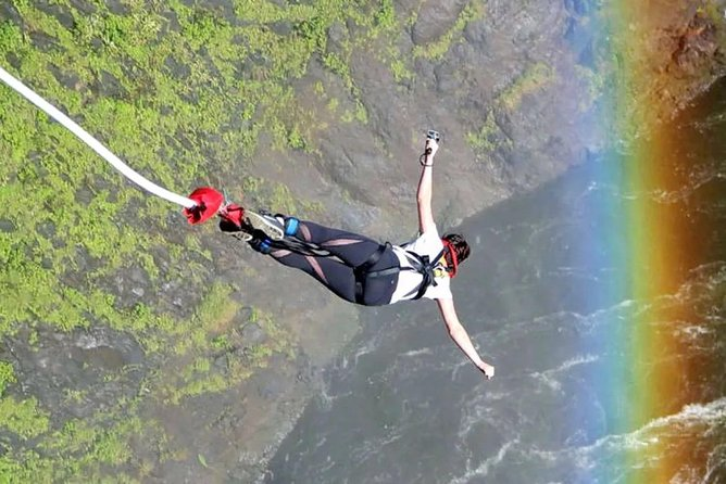 Bungee Jumping Experience in Goa