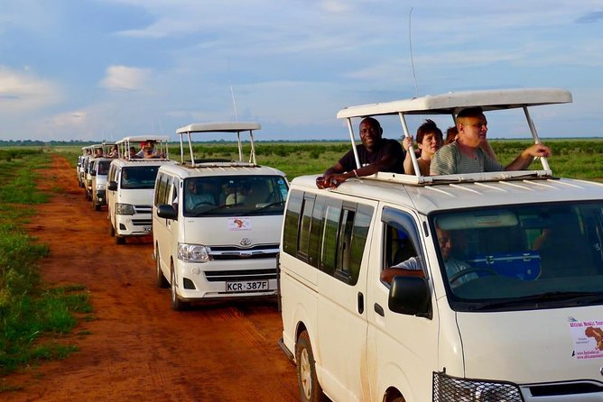 4 Days Mombasa Safari – Tsavo West, Amboseli & Tsavo East National Parks photo 15