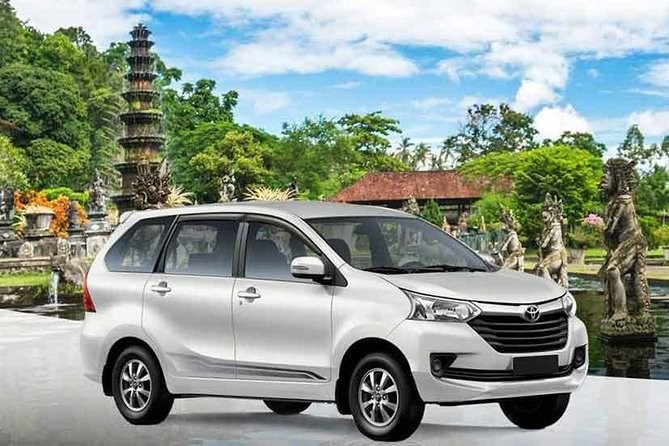 Bali Car Rental With English Speaking Driver - Avanza / Ertiga / APV