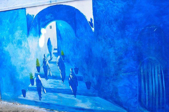 Day trip to Chefchaouen & Tetouan from Tangier