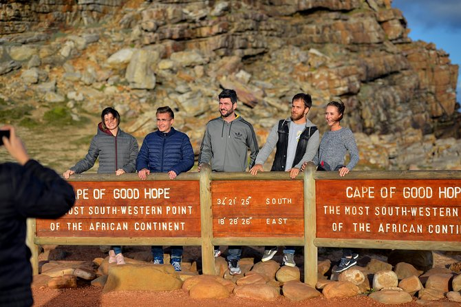 Cape of Good Hope and Penguins Small Group Sightseeing Tour from Cape Town photo 3