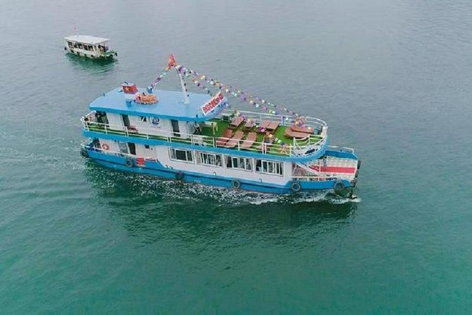 Discovery Cat Ba One Day Cruise (halong Bay-lan Ha Bay)