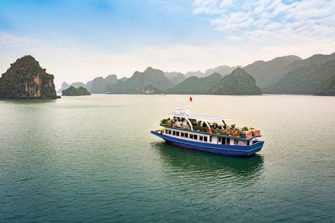 Mimosa Cruise - Cat Ba-halong Bay -ha Bay 1 Day Trip