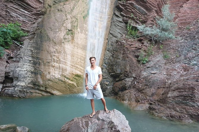 Shëngjergj Waterfall Oasis Nature Walk