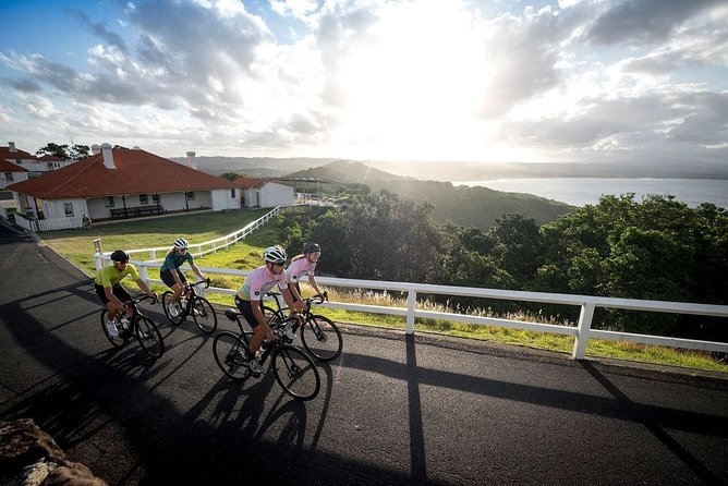 5 hour - Byron Bay Cycling Tour + Lunch
