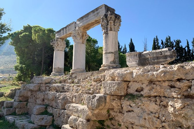 Private Tour to Ancient Corinth with licensed guide