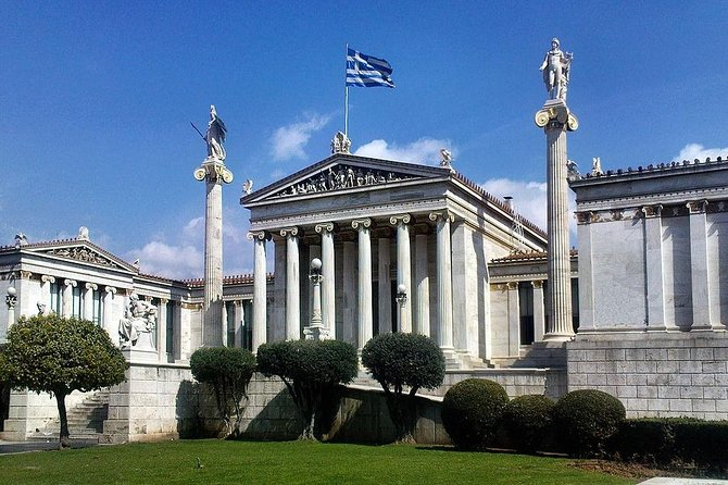 Best of Athens in a Fast Tour.