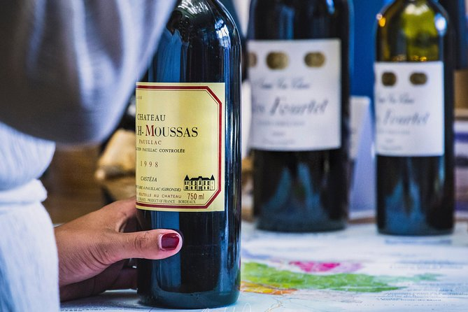 Bordeaux Classified Growths and Old Vintages tasting