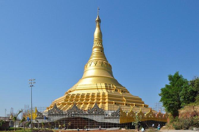 Buddhist Kanheri Caves & Global Vipassana Pagoda Meditation centre Tour