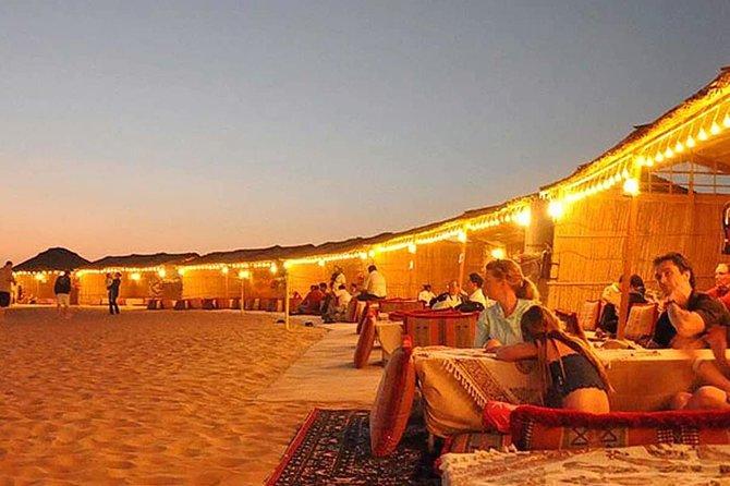 Dubai afternoon Desert Safari Private(Cultural & Themes tours )