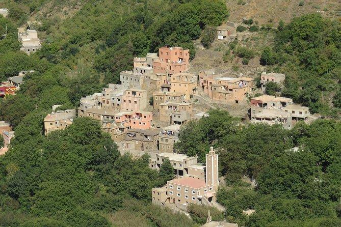 3 Days Toubkal summit and Berber villages trek