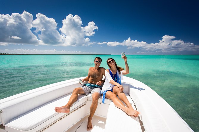 PRIVATE Saona Island Cruise - from $395 PER GROUP (max 7 people)