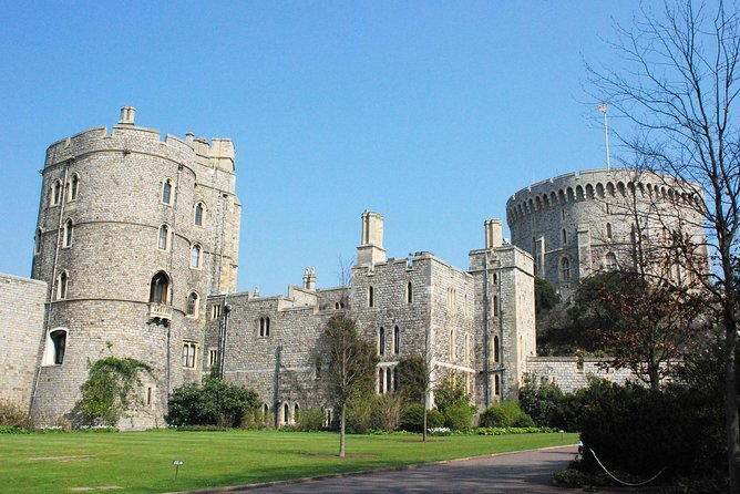 VIP Windsor Castle & Stonehenge. Private Guide & Chauffeur. Entrance Fees Inc...