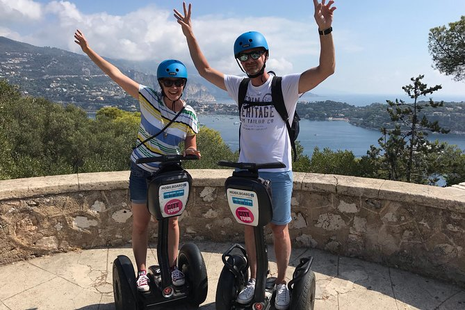 French Riviera Segway Tour : Nice to Villefranche-sur-Mer