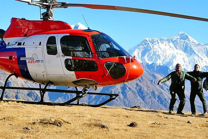 Muktinath helicopter tour for indian