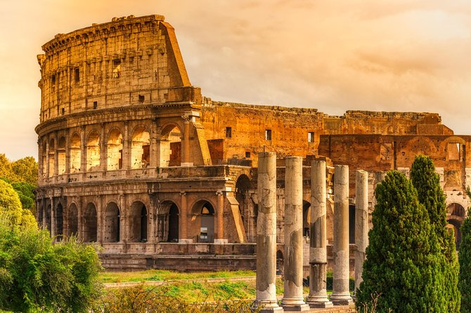 Colosseum Private Tour with Roman Forum & Palatine Hill - Fast Track Access