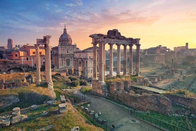 Colosseum VIP Tour and Vatican City - Rome in One Day with Fast Track Access