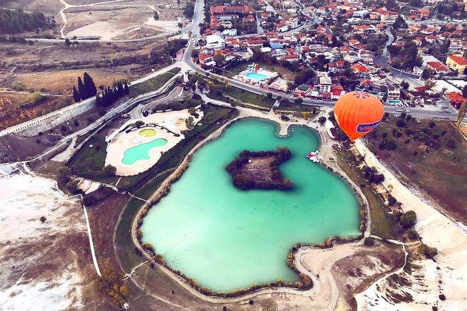 Pamukkale Hot Air Balloon Flight