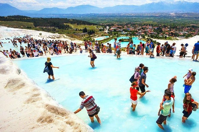 Pamukkale Small Group Tour from Kusadası