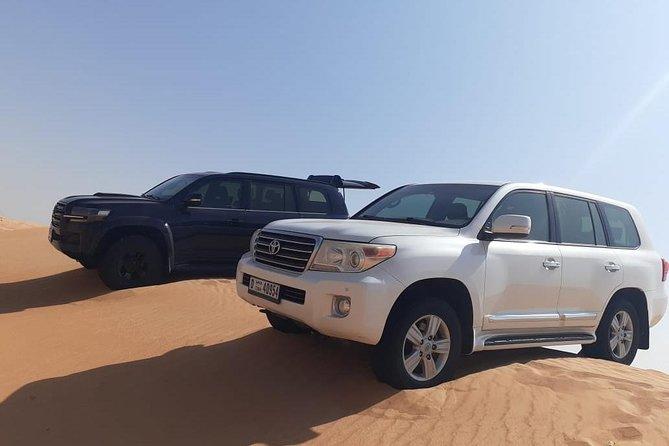 Morning Desert Safari Tour