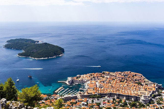 Dubrovnik History & Scenery City Tour