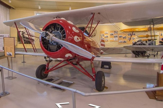 Skip the Line: Waco Air Museum General Admission Ticket