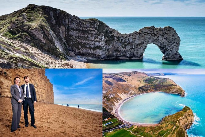 Full Day - 10 Destinations! Jurassic Coast Tour!