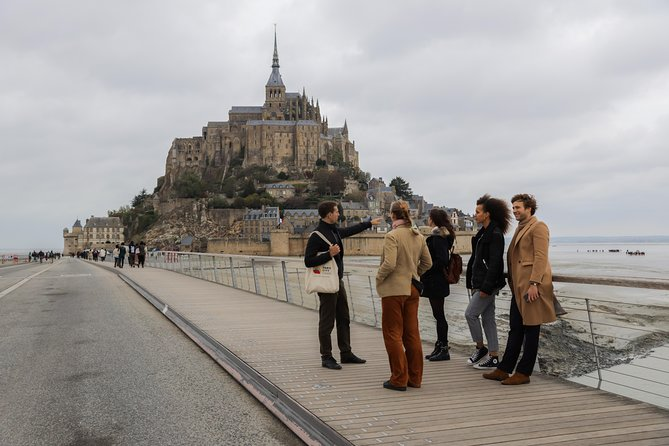 3-Day Mt Saint-Michel & Loire Valley Castles with Optional Pick up