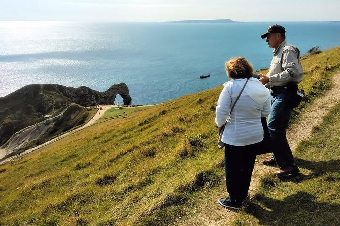 From Weymouth   The Big 3   Corfe Castle, Lulworth Cove and Durdle Door!