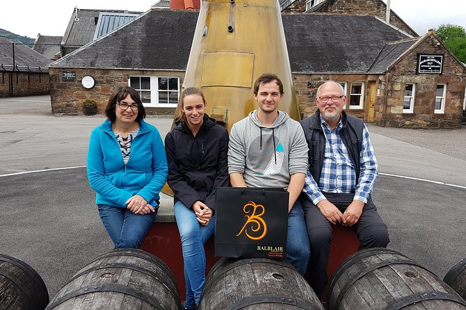 Craigs 4 day Highland Whisky Tour from Edinburgh - inclusive of up to 6 Persons photo 24