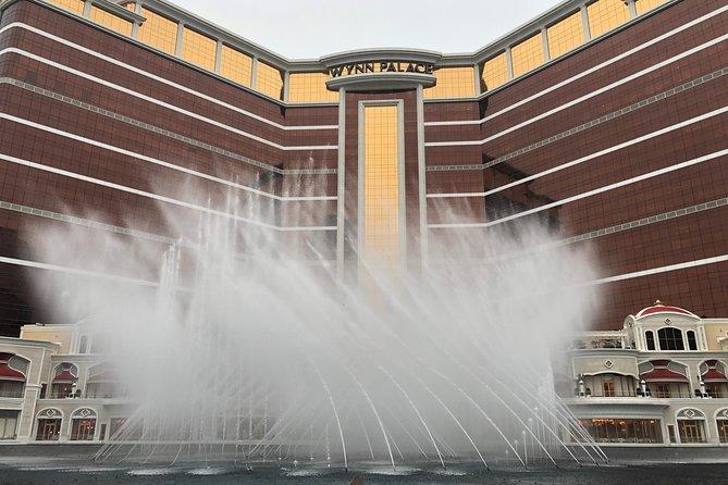 Modern developments of Macau