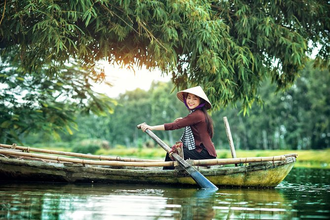 Luxury tour Ho Chi Minh city and Mekong delta 1day