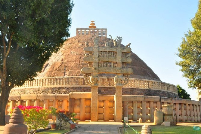Privat tur Sanchi och Udaypur Temple Ex Bhopal med guide och ingångar