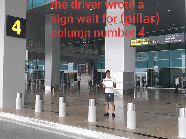 AIRPORT Private car Transfer to nha trang city