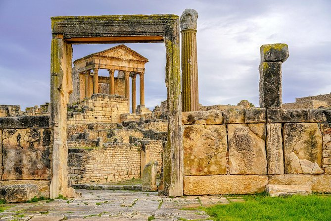 Full day excursion to Dougga and Testour from Sousse and Monastir