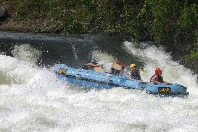 7days whitewater Rafting, Mountain Gorillas and Queen Elizabeth Wildlife Safari