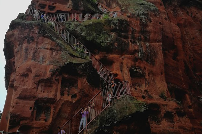Private car/van/coach service to Leshan Giant Buddha no guide photo 7