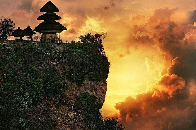 Private Sunset uluwatu temple,kecak dance & 2 selected watersport activity
