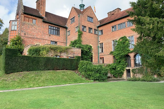 Private Excursion to Chartwell, Churchill's Home, in an Iconic London Black Cab