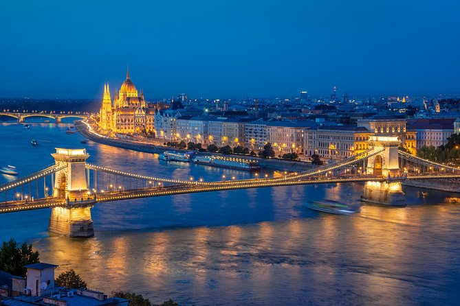 Budapest Private Tour with hotel pick up and drop off