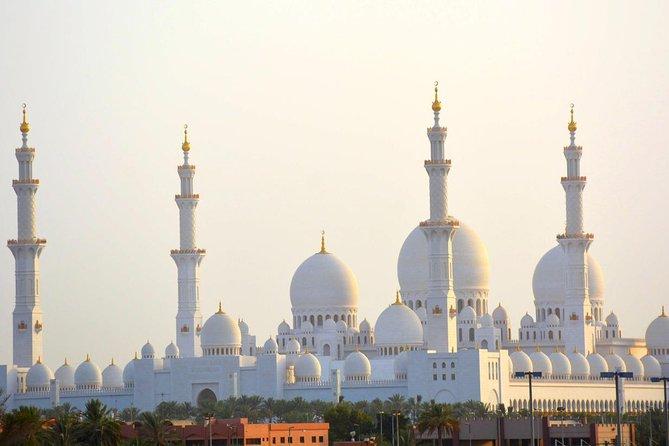 Private Abu Dhabi City Tours
