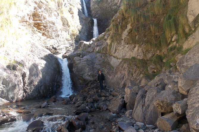 Potrero de Yala Provincial Park and Horquetas waterfall