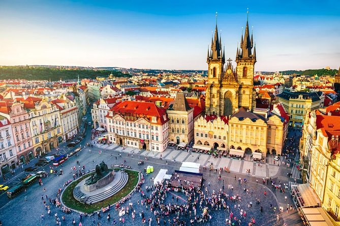 Prague Private Tour with hotel pick up and drop off