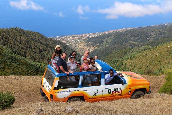Shore Excursion - Santana & Peaks 4x4 tour