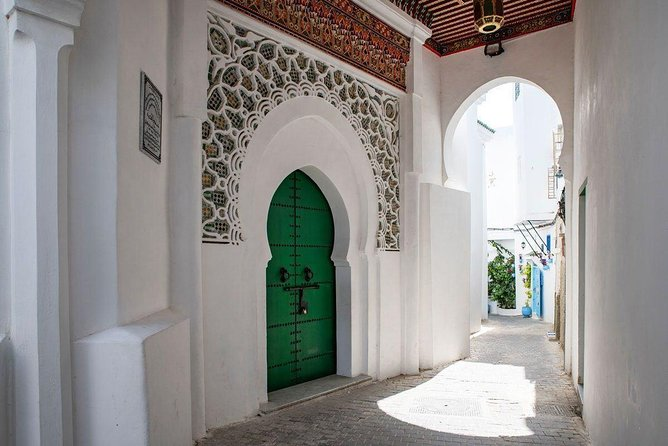 Tangier Private Day Trip from Casablanca by High Speed Train