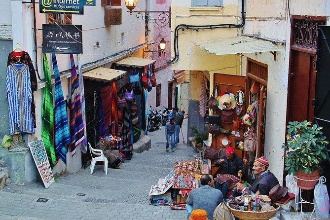 Visite à pied de Tanger