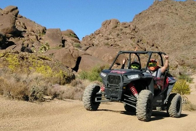 Hidden Valley et Primm Valley extrême RZR visite de Las Vegas