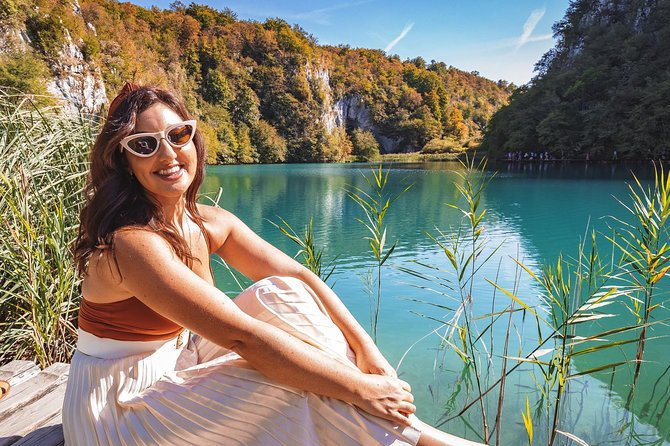 Plitvice Lakes National Park from Split